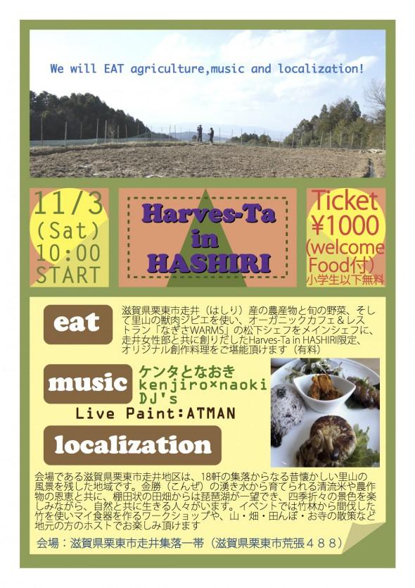Harves−TasinsHASHIRI
