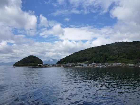沖島写真1